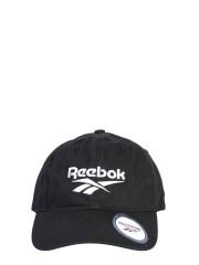 REEBOK CLASSICS - CAPPELLO DA BASEBALL CON LOGO
