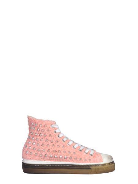 """Gienchi - """"jm"""" Studded Sneaker"""