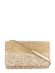 JIMMY CHOO - BORSA A TRACOLLA MINI PALACE