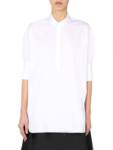 Jil Sander - Oversize Fit Cotton Shirt