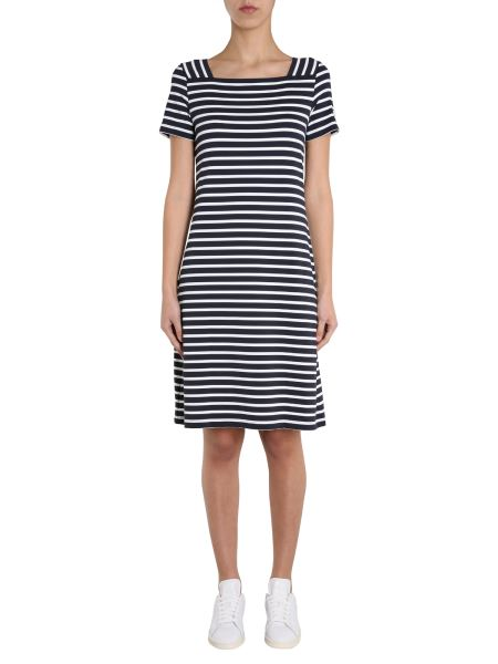 "Saint James - ""toledo Ii"" Dress With Striped Pattern"