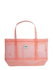 "OPENING CEREMONY - BORSA ""GINGHAM SMALL CHINATOWN TOTE"""