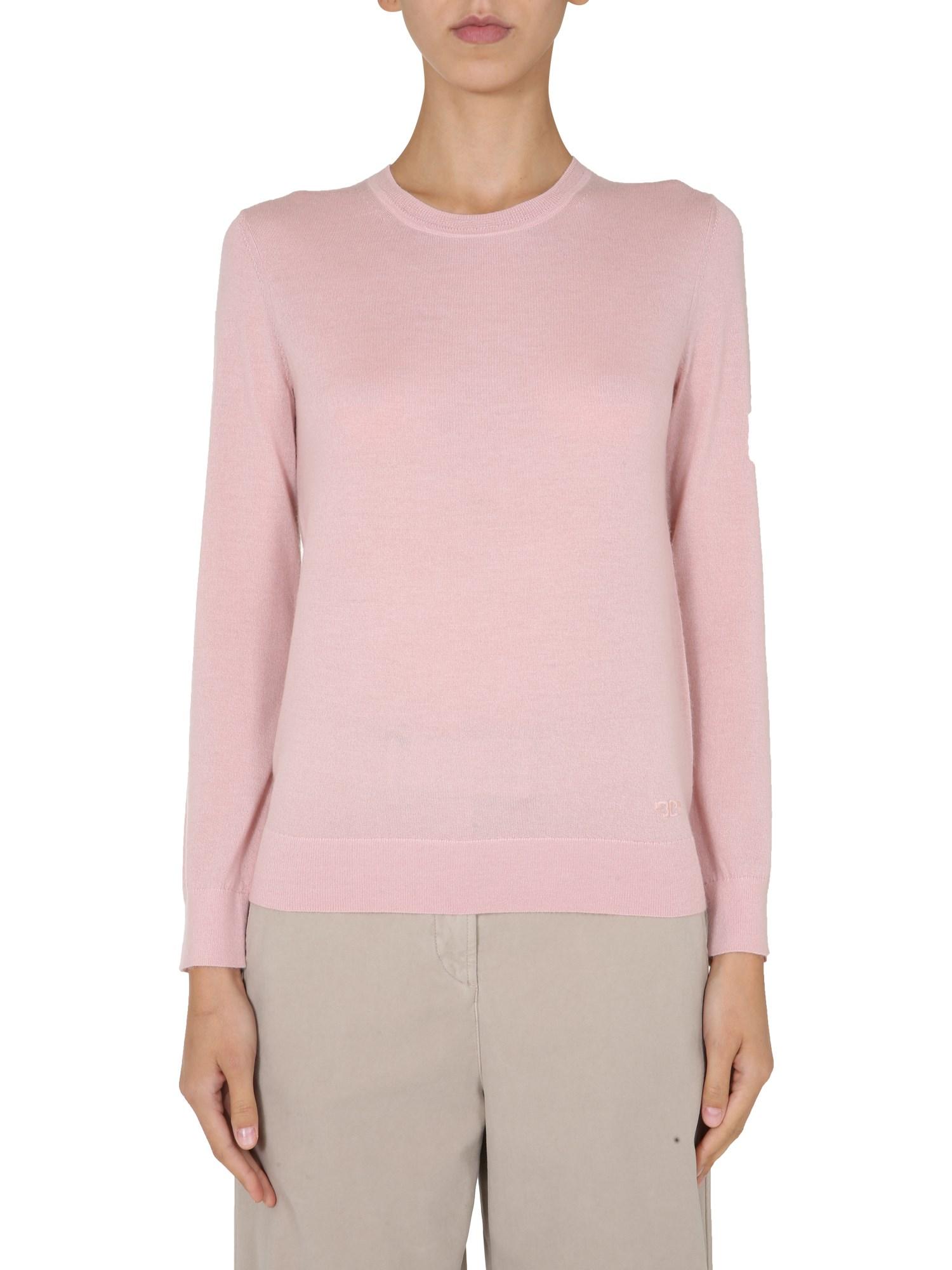 Tory Burch Sweaters CREW NECK SWEATER