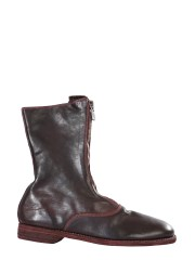 GUIDI - STIVALE CON ZIP