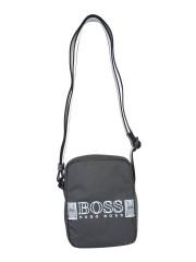 BOSS - BORSA REPORTER CON LOGO