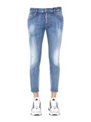 DSQUARED - JEANS SKATER FIT