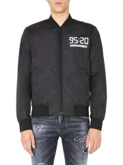 DSQUARED - BOMBER IN NYLON