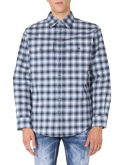DSQUARED - CAMICIA OVERSIZE FIT