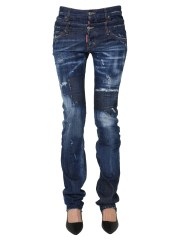 DSQUARED - JEANS SHARPEI TWIN PACK