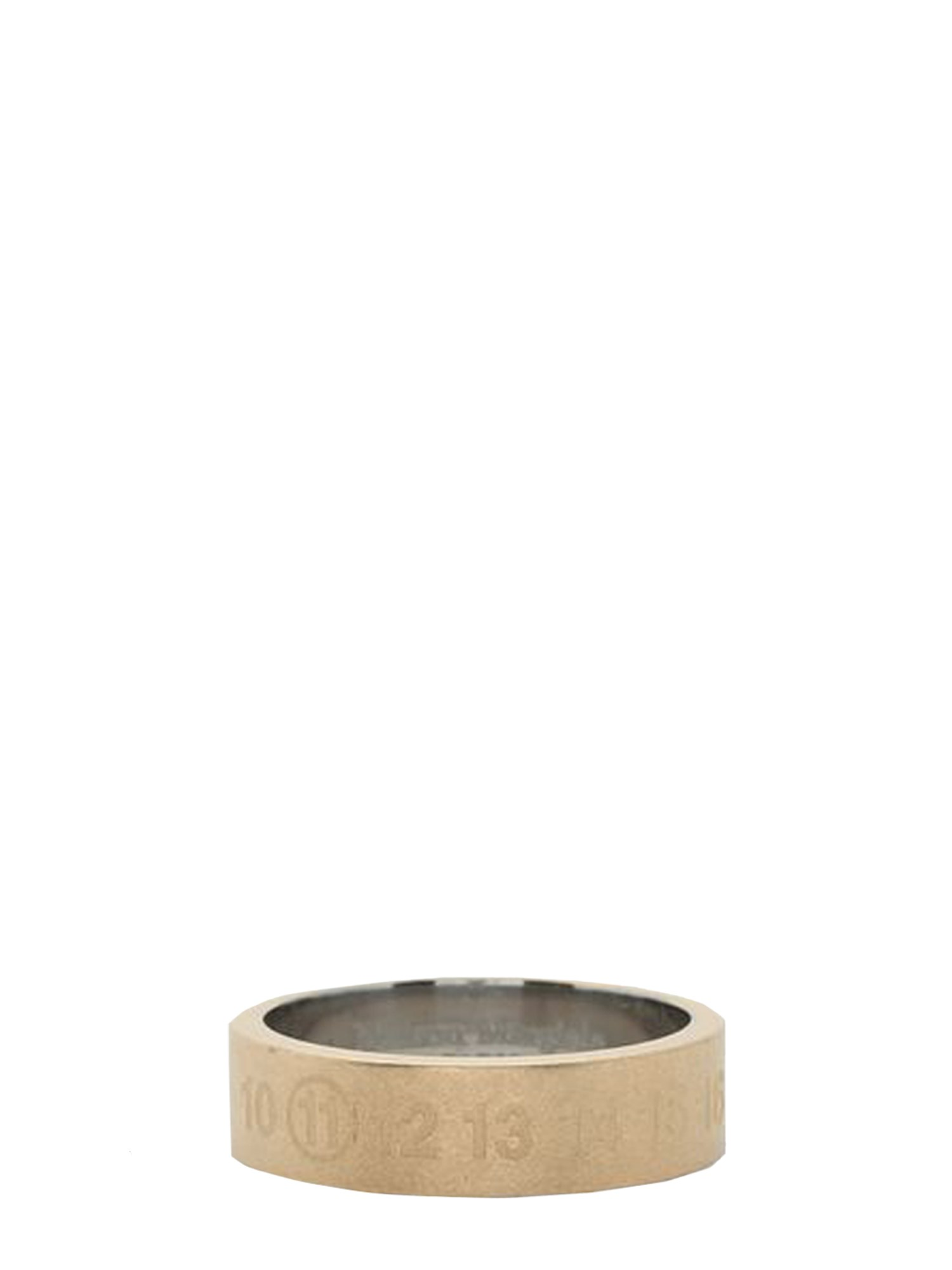 Maison Margiela Accessories RING WITH LOGO