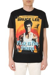 "DSQUARED - T-SHIRT ""BRUCE LEE"""