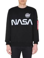 "ALPHA INDUSTRIES - FELPA ""NASA"""