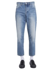 AMI PARIS - JEANS TAPERED FIT