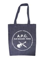 """A.P.C. - BORSA TOTE """"GUITARE"""""""