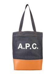 A.P.C. - BORSA TOTE AXELLE