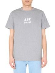 "A.P.C. - T-SHIRT ""GEORGES"""
