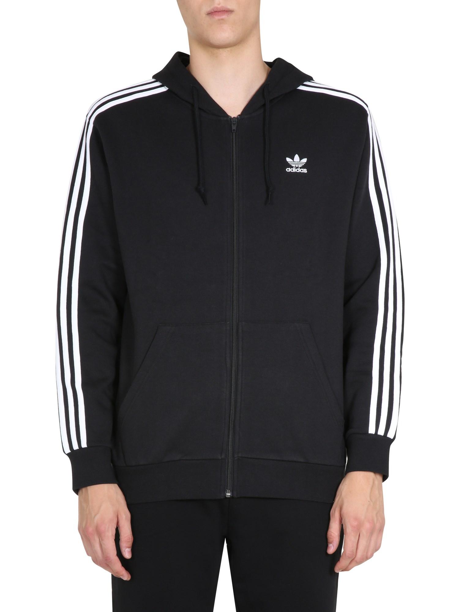 Adidas Originals FELPA CON ZIP