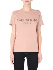 BALMAIN - T-SHIRT REGULAR FIT