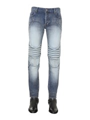 BALMAIN - JEANS TAPERED FIT