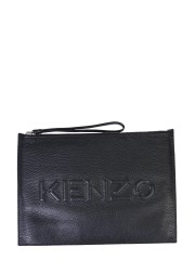 KENZO - POUCH CON LOGO