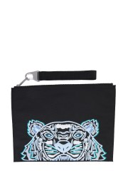 KENZO - POUCH LARGE CON LOGO