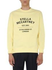 STELLA McCARTNEY - FELPA OVERSIZE FIT