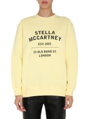 STELLA McCARTNEY - FELPA OVERSIZE FIT