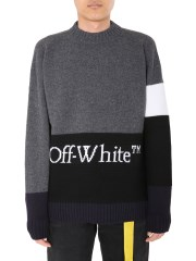 "OFF-WHITE - MAGLIA ""COLOR BLOCK"""