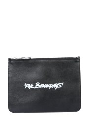 "OFF-WHITE - POUCH ""QUOTE"""