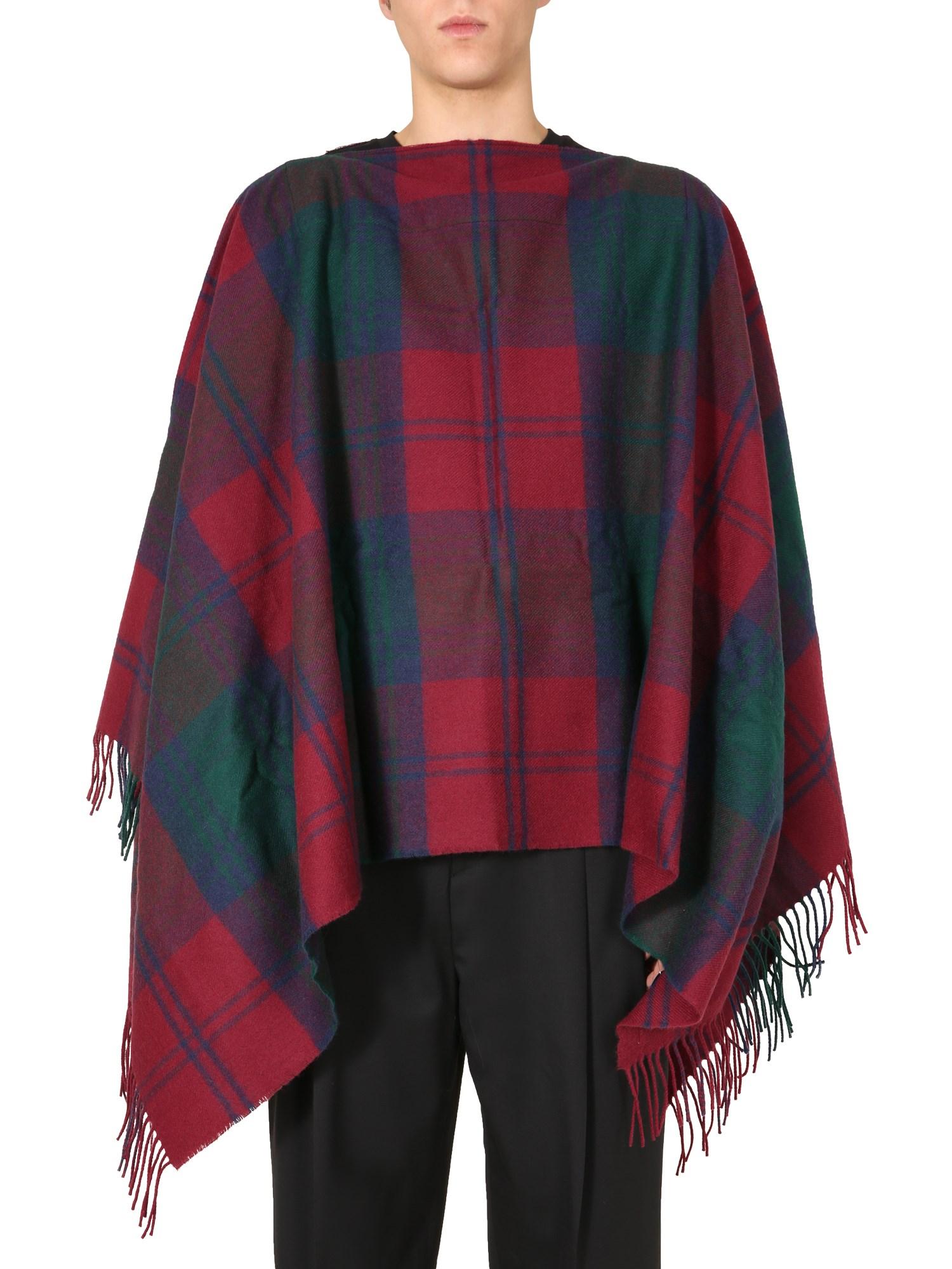 Poncho scarf - comme des garcons shirt - Modalova
