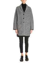 WOOLRICH - CAPPOTTO MONOPETTO