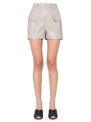 MSGM - SHORT IN ECOPELLE