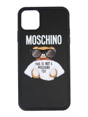 MOSCHINO - COVER PER IPHONE 11 PRO MAX