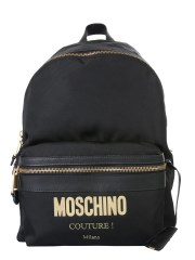 MOSCHINO - ZAINO CON LOGO