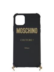 MOSCHINO - COVER PER IPHONE 11 PRO MAX