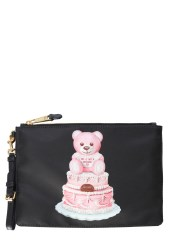 "MOSCHINO - POUCH ""TEDDY CAKE"""