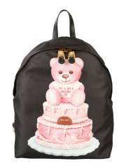 "MOSCHINO - ZAINO ""CAKE TEDDY BEAR"""