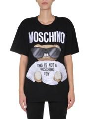 MOSCHINO - T-SHIRT OVERSIZE FIT