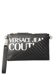 VERSACE JEANS COUTURE - CLUTCH CON LOGO