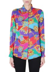 VERSACE JEANS COUTURE - CAMICIA REGULAR FIT