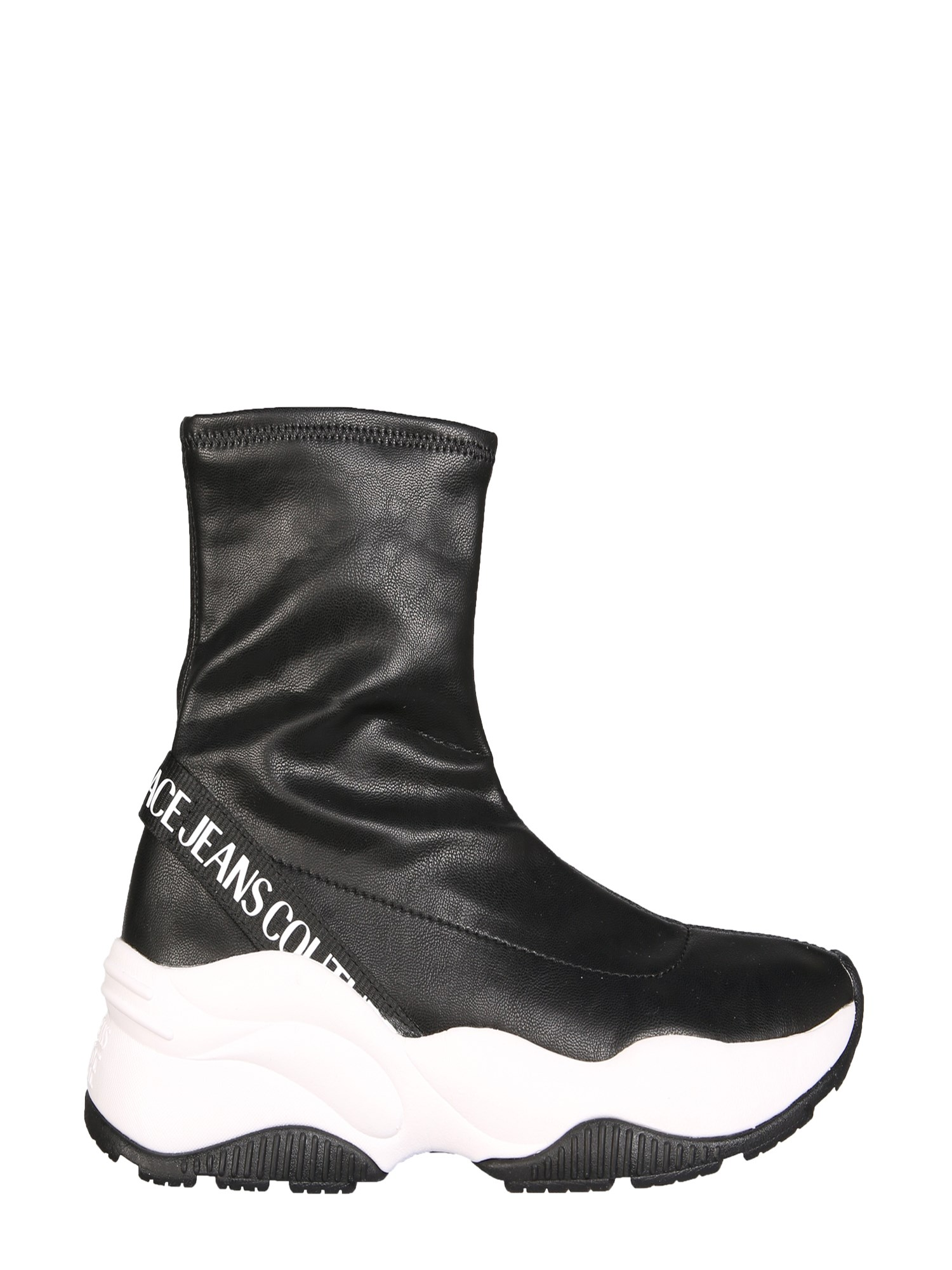 Versace Jeans Couture SOCK SNEAKERS WITH LOGO