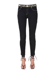 VERSACE JEANS COUTURE - JEANS IN DENIM
