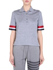 THOM BROWNE - POLO REGULAR FIT
