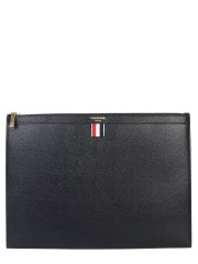 THOM BROWNE - POUCH PORTADOCUMENTI MEDIUM