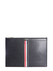 THOM BROWNE - CLUTCH IN PELLE