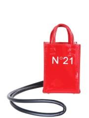 N°21 - BORSA SHOPPING NANO CON LOGO