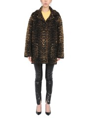 SAINT LAURENT - CAPPOTTO MONOPETTO