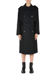 SAINT LAURENT - TRENCH DOPPIOPETTO