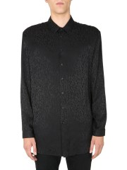 SAINT LAURENT - CAMICIA CON COLLO YVES