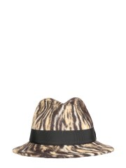 SAINT LAURENT - CAPPELLO A TESA LARGA
